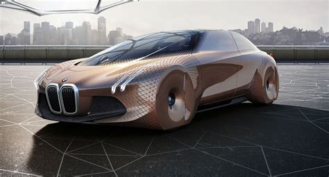 Bmw Vision by Bmw Vision Next 100 Concept Unveiled Photos 1 Of 12