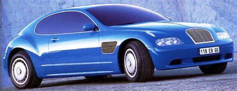 New Bugatti Eb 118