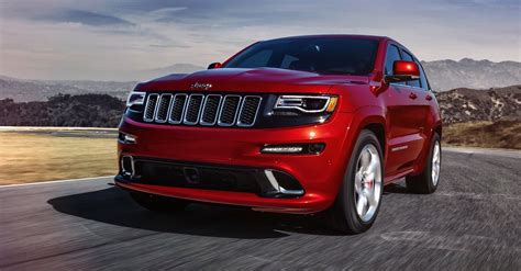 trackhawk jeep srt jeep grand cherokee trackhawk hellcat powered super suv