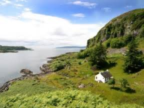 ideal home interiors 3 bedroom secluded cottage in scotland argyll oban west