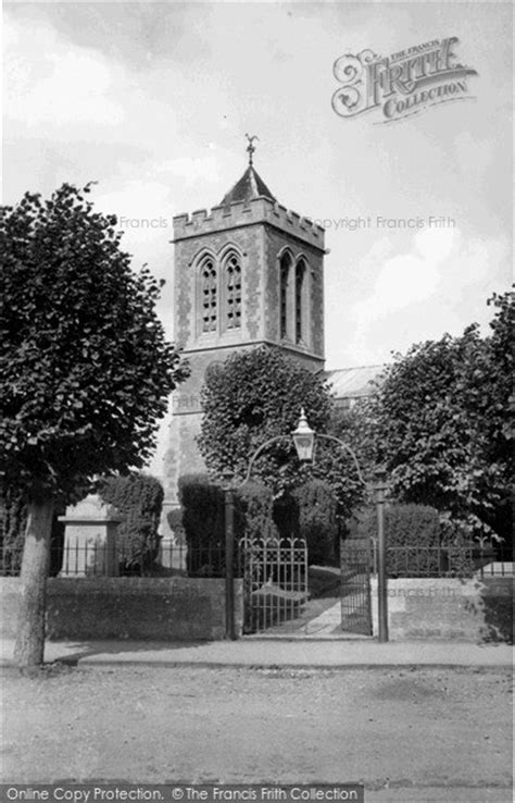 Wootton Bassett, All Saints Church c.1955 - Francis Frith