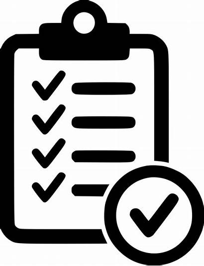 Checklist Transparent