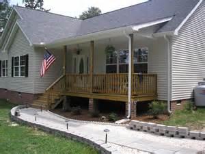 genius porch designs for mobile homes mobile home porches and deck ideas
