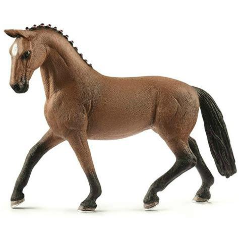 schleich hanoverian mare  schleich horse club