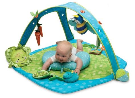 Baby Play Mats And Baby Gyms Safer For Longer Babies