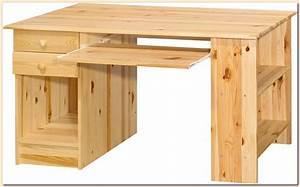 Schreibtisch Aus Holz : computertisch holz ~ Whattoseeinmadrid.com Haus und Dekorationen
