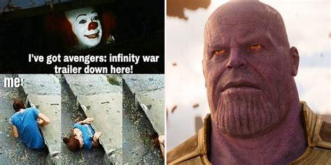 Avengers Infinity War Memes - hysterical avengers infinity war memes cbr