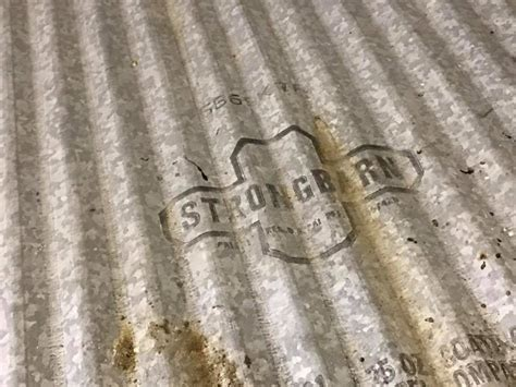 the history of granite city steel and strongbarn panels