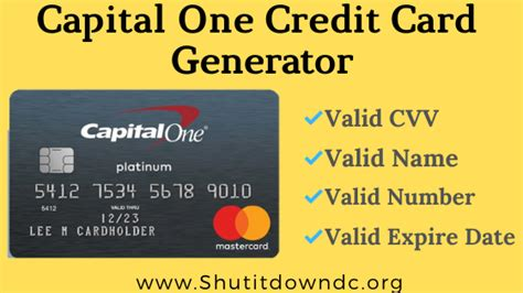 Looking for a credit card generator that will provide more than just fake credit card numbers that can do lot of things? Pin on creditcard