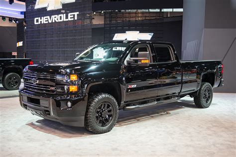 2019 silverado hd 2019 chevrolet silverado 2500hd midnight edition 2019