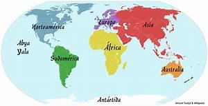 7 Continentes Del Mundo www pixshark com Images Galleries With A Bite!