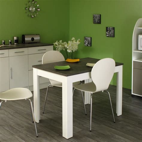 table de cuisine design table cuisine moderne