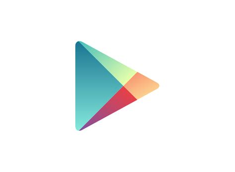 Google changes play store png logo #3781 - Free ...