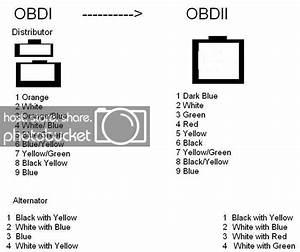 Help  Obd2-obd1 Dizzy  U0026 Alt Wiring  - Honda-tech