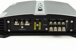 Crunch Gpa1500 4 Ground Pounder Series 1500 Watt 4