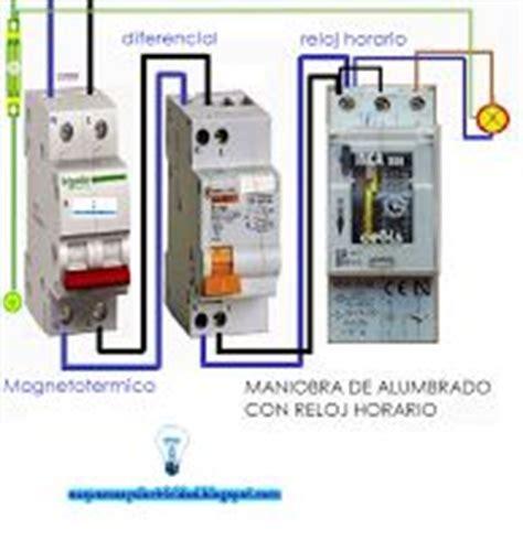 electrical diagrams clock timer contactor ladder 4 wires esquemas el 233 ctricos pinterest