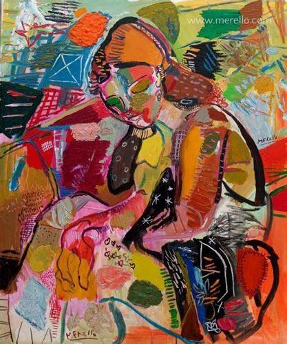 moderne artistes peintres espagnols merello