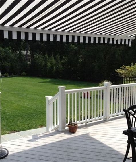 black white backyard awning httpwwwawningresources