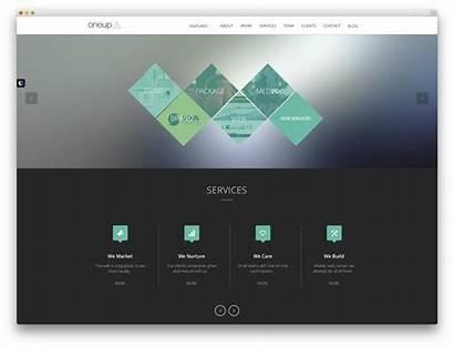 Web Wordpress Creative Themes Theme Agencies Oneup