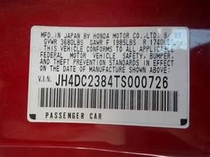 Purchase Used 1996 96 Acura Integra Gsr Gs