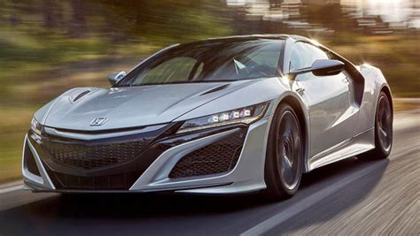 Honda NSX Singapore price confirmed - RM2.67 mil!