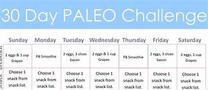 Diary of a Fit Mommy30 Day Paleo Challenge - Diary of a ...