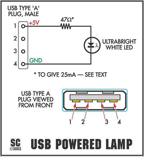 how to build the itsy bitsy usb l circuit diagram