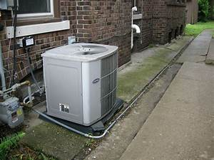 Carrier Air Conditioner  Appears To Be 5 Ton