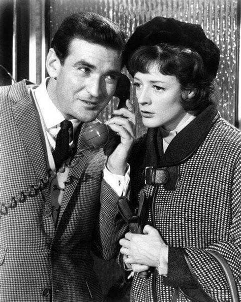 Rod Taylor & Maggie Smith in The VIPs   Maggie smith ...