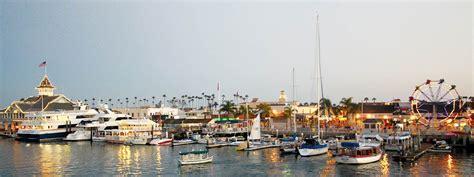 Balboa Boat Cruise by Hornblower Newport Dining Cruise Newport Ca