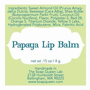 lip balm label templates the best letter sample With free chapstick label template