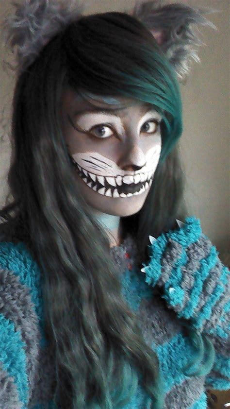 Full Cheshire Cat Cosplay Done By Imtotesgay On Deviantart