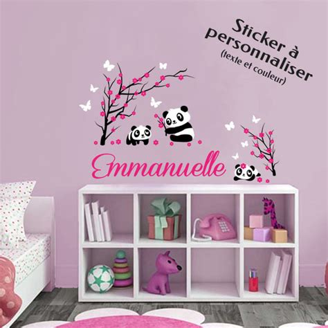stickers pour chambre fille stickers muraux chambre bebe fille paihhi com