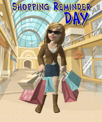 Ecard Reminder Shopping 123greetings Customize Send