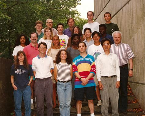 Metcalf Research Group - Group Photo 1994