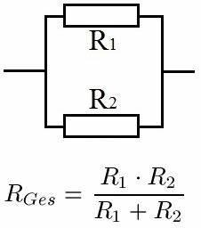 Widerstand Parallelschaltung Berechnen : reihenschaltung und parallelschaltung beispiele formeln etc ~ Themetempest.com Abrechnung
