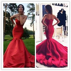 Dress: prom dress, prom, prom gown, prom beauty, red prom ...