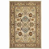 home depot rugs Home Decorators Collection Charisma Butter Pecan 8 ft. x ...