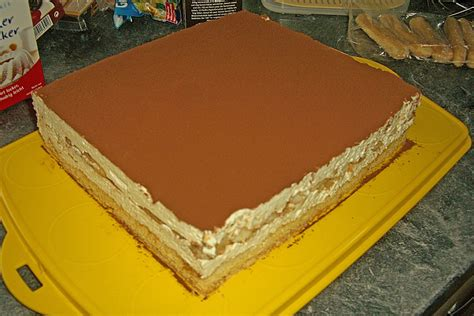 tiramisu torte rezept mit bild von bella chefkochde