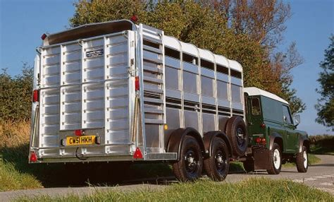 livestock ifor williams trailers  britains leading
