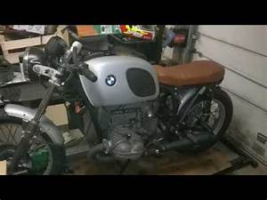 Bmw R60 6 : bmw r60 6 cafe racer restoration youtube ~ Melissatoandfro.com Idées de Décoration