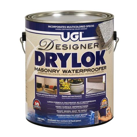 Drylok Concrete Floor Paint Home Depot by Drylok 1 Gal Based Masonry Waterproofer 24013 The