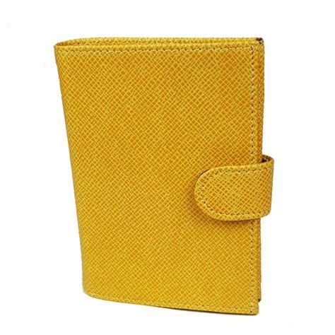 porte monnaie porte cartes jaune maison fut 233 e