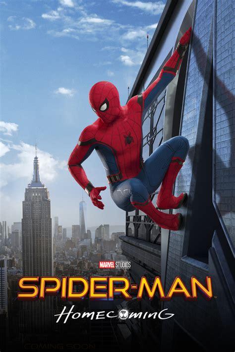 spider man homecoming  posters superhero movies