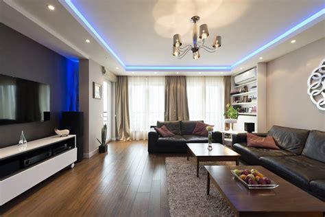 ausgezeichnete indirekte beleuchtung wohnzimmer wand in