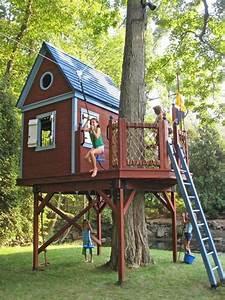 Baumhäuser Für Kinder : das spielhaus super spa f r die kinder babyzimmer house tree house ~ Eleganceandgraceweddings.com Haus und Dekorationen