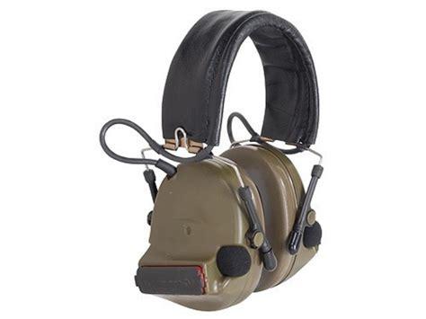 earmuff msa peltor comtac 2 tactical electronic earmuffs nrr upc
