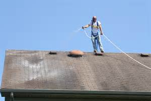 Pressure Washing Roof Cleaning