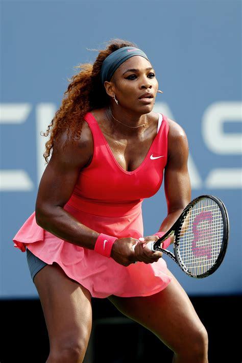 serena williamss  open strategy  nike tennis