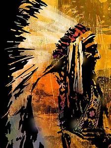 Profile Of Pride Painting by Paul Sachtleben